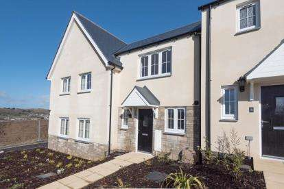 2 Bedrooms Terraced House for sale in Humphry Davy Lane, Hayle