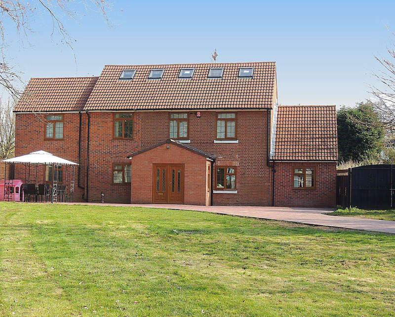 5 Bedrooms Detached House for sale in Bradnocks Marsh Lane, Hampton-In-Arden, Solihull