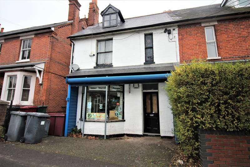 3 Bedrooms End Of Terrace House for sale in Wantage Road, Reading, Berkshire
