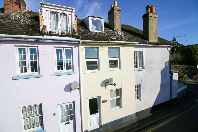 2 Bedrooms Cottage House for sale in Fore Street, Bishopsteignton