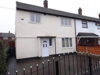 3 Bedrooms End Of Terrace House for sale in Park Lane, Netherton, Liverpool, Mersyside, L30