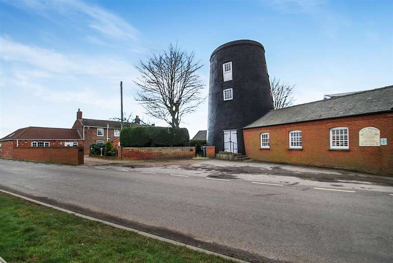 6 Bedrooms Detached House for sale in Addlethorpe Mill, Addlethorpe, Skegness
