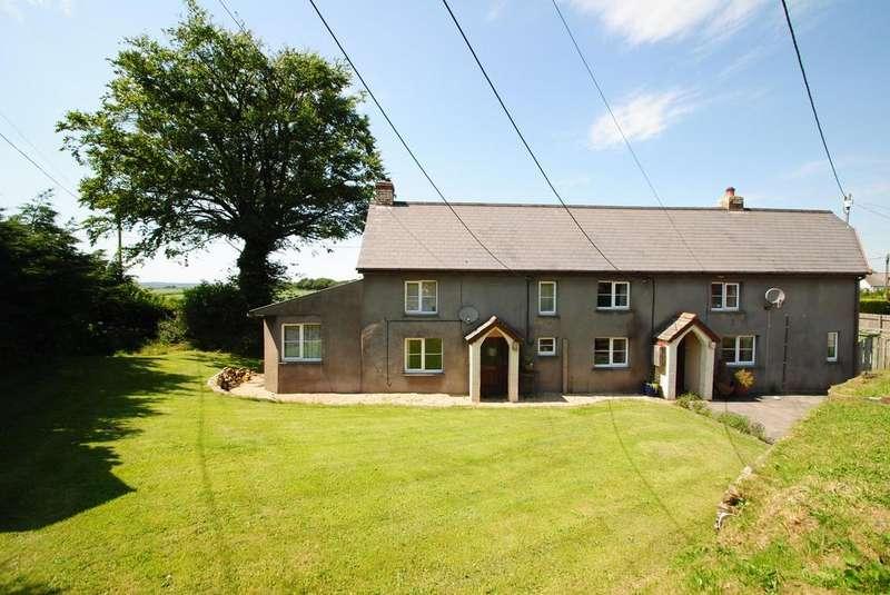 3 Bedrooms Detached House for sale in Newton St. Petrock, Torrington