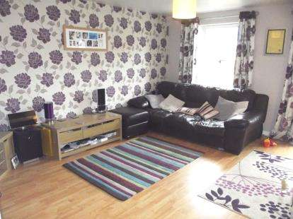 3 Bedrooms Terraced House for sale in Flannagan Way, Coalville