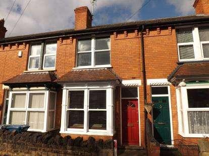 2 Bedrooms Terraced House for sale in Portland Road, West Bridgford, Nottingham