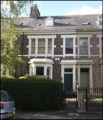 2 Bedrooms Flat for sale in (Church High School), 5C Haldane Terrace, Jesmond, NEWCASTLE UPON TYNE, NE2 3AN