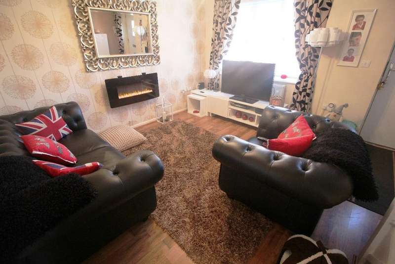 3 Bedrooms Terraced House for sale in Bracken Walk