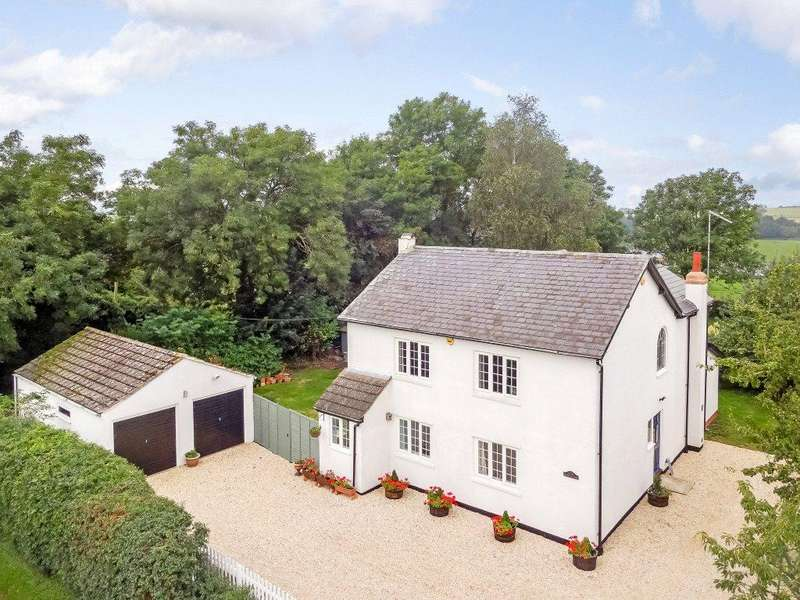 4 Bedrooms Detached House for sale in Banbury, Oxfordshire