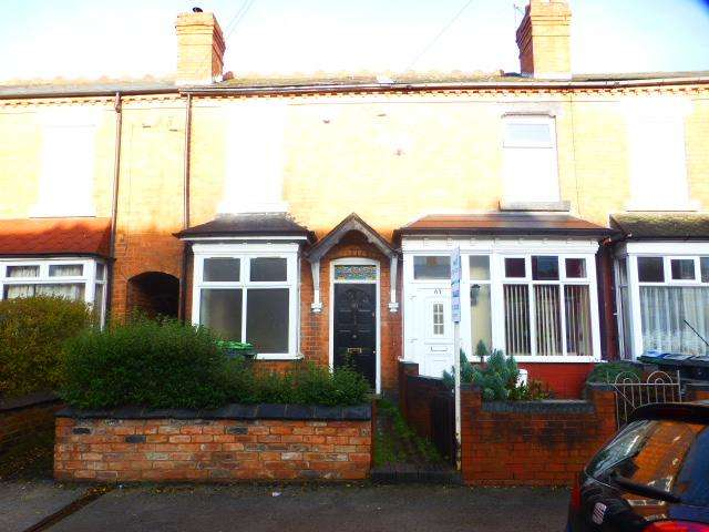 3 Bedrooms Terraced House for sale in St Mary's Road, Bearwood, Birmingham, B67 5DH