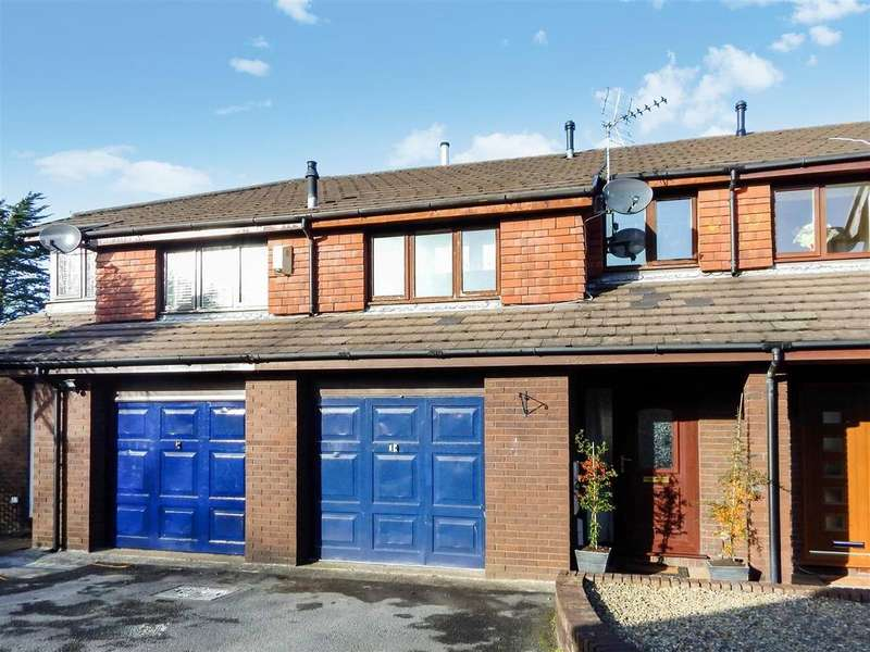 3 Bedrooms Terraced House for sale in Woolacott Mews, Newton