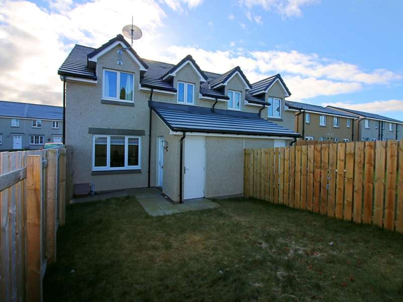 2 Bedrooms Detached House for sale in 58 Resaurie Gardens, Inverness, IV2 7JY