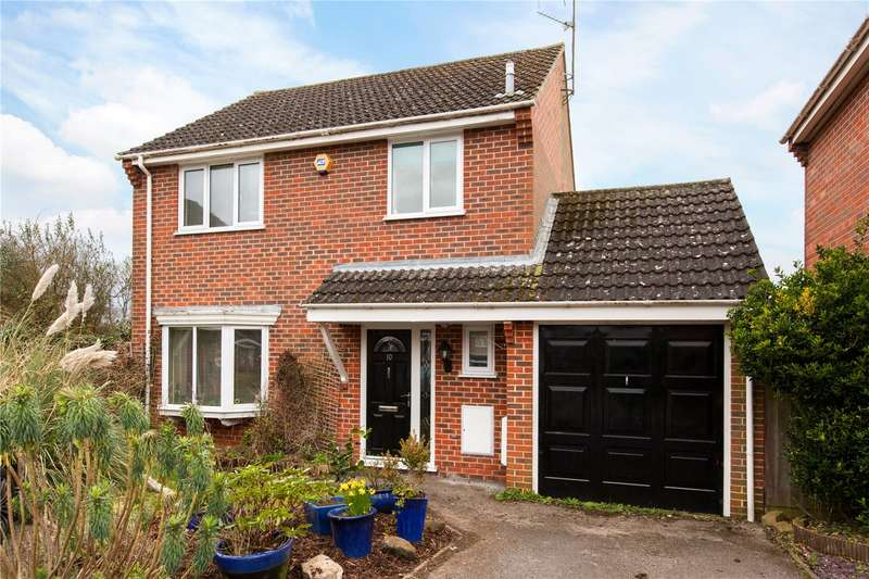 3 Bedrooms Detached House for sale in Longacre, Newbury, Berkshire, RG14