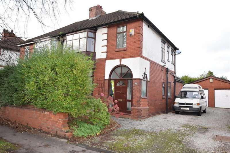 3 Bedrooms Semi Detached House for sale in Mount Road, Middleton, Manchester