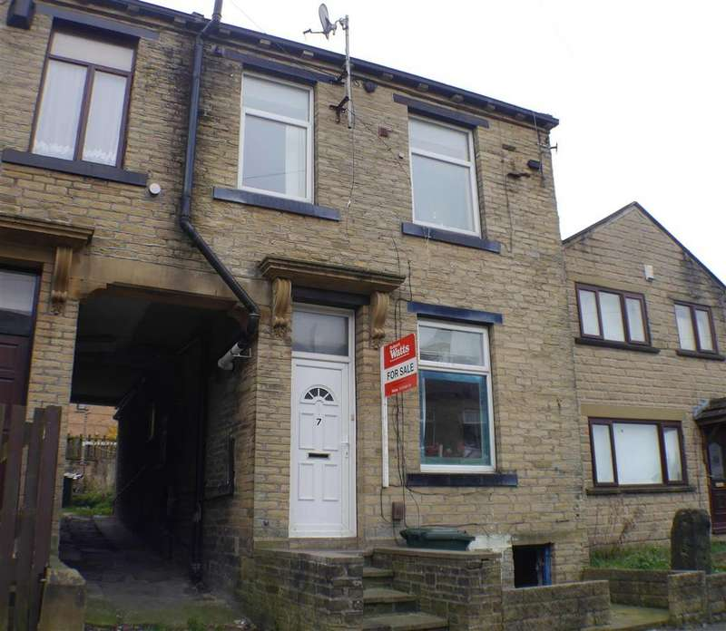 2 Bedrooms Terraced House for sale in Vivian Place, Great Horton, Bradford, BD7 3PJ