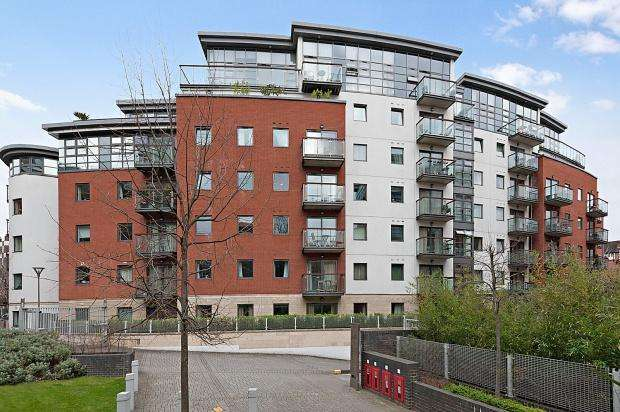 2 Bedrooms Apartment Flat for sale in Horsley Court Montaigne Close, Westminster, SW1P