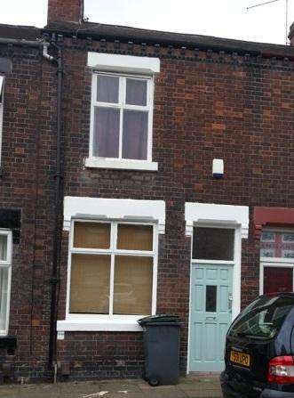 2 Bedrooms Terraced House for sale in PINNOX STREET, TUNSTALL, STOKE-ON-TRENT