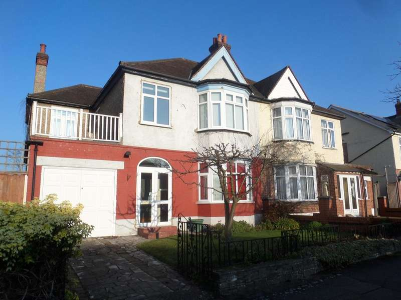 4 Bedrooms Semi Detached House for sale in Crantock Road, London