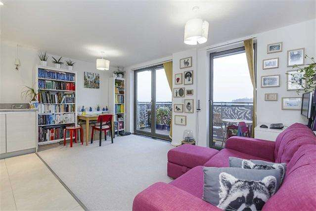1 Bedroom Flat for sale in Pandora Court, 8 Robertson Road, Canning Town