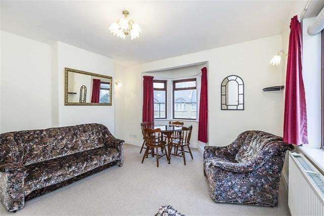 1 Bedroom Flat for sale in St Margaret's Grove, Woodhouse Road, Leytonstone