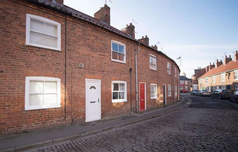 1 Bedroom Terraced House for sale in Millgate, SELBY, North Yorkshire