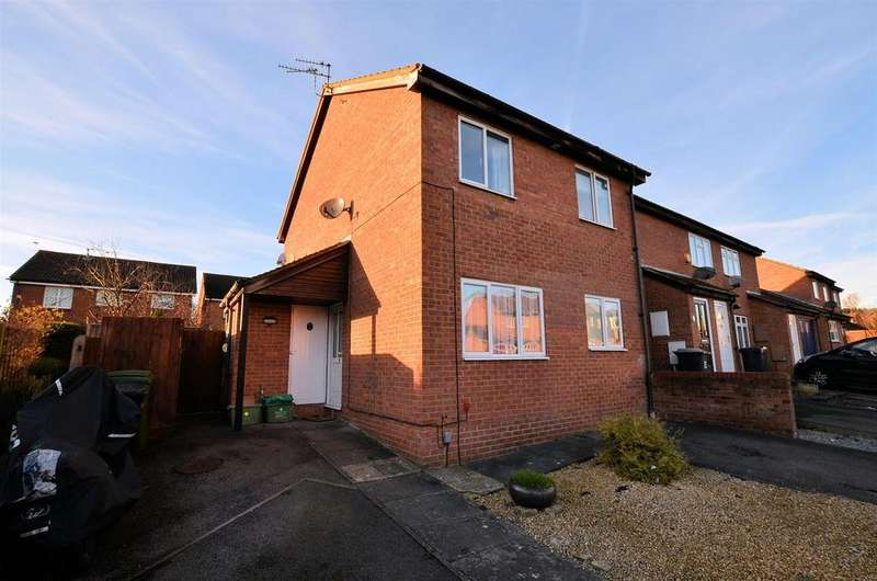 1 Bedroom End Of Terrace House for sale in Fairlop Close, Calcot, Reading