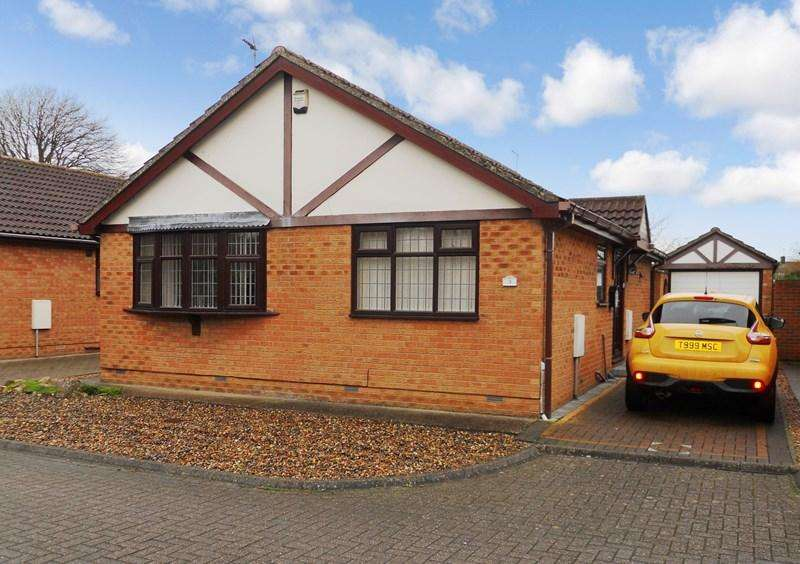 2 Bedrooms Detached Bungalow for sale in Woodmarketgate, Hedon, Hull