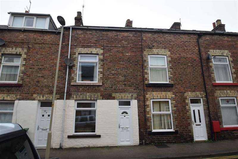 3 Bedrooms Terraced House for sale in Nelson Street, Scarborough, North Yorkshire, YO12