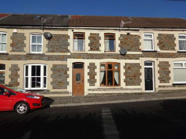 3 Bedrooms Terraced House for sale in Primrose Terrace, Porth