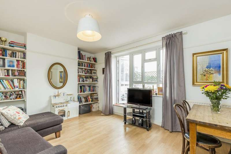 2 Bedrooms Flat for sale in Blythe Road, Brook Green, London, W14