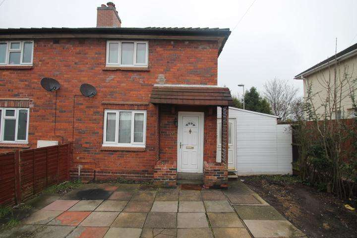 2 Bedrooms Semi Detached House for sale in Maybank Road, Netherton, Dudley, DY2