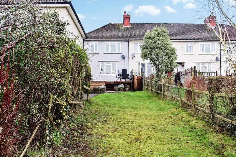 3 Bedrooms House for sale in Orchard Cottages, Croscombe, Wells, Somerset, BA5