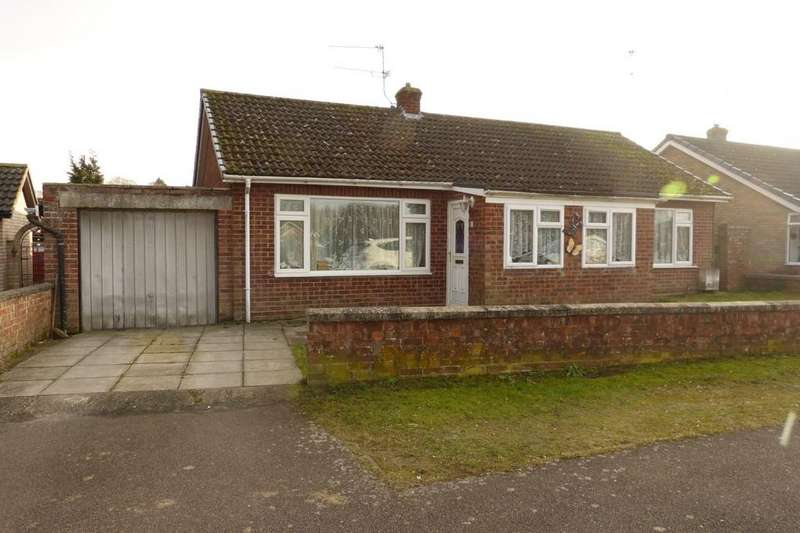 4 Bedrooms Detached Bungalow for sale in St Anthonys Way, Brandon