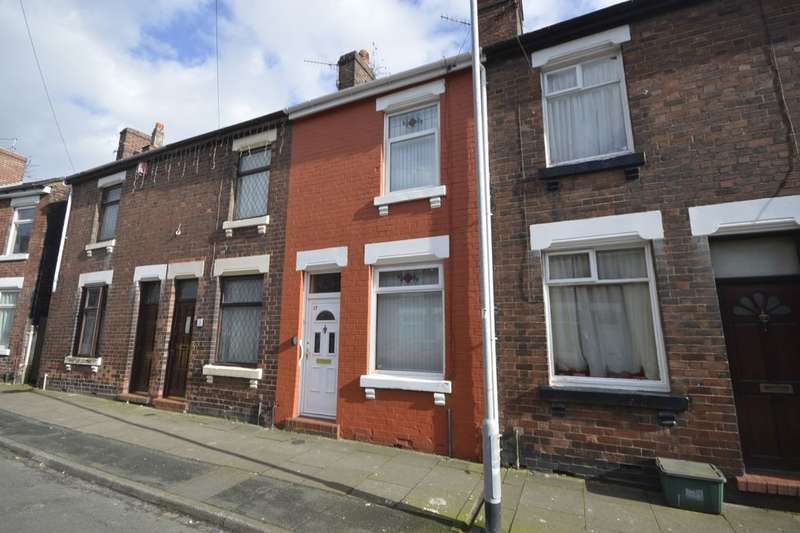 2 Bedrooms Property for sale in Foley Street, Stoke-On-Trent, ST4