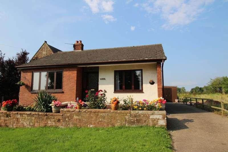 2 Bedrooms Detached Bungalow for sale in Hethersgill, Carlisle, CA6