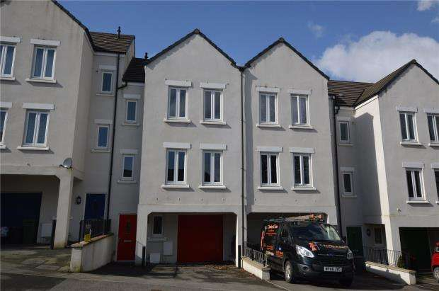 3 Bedrooms Terraced House for sale in Golitha Rise, Liskeard, Cornwall