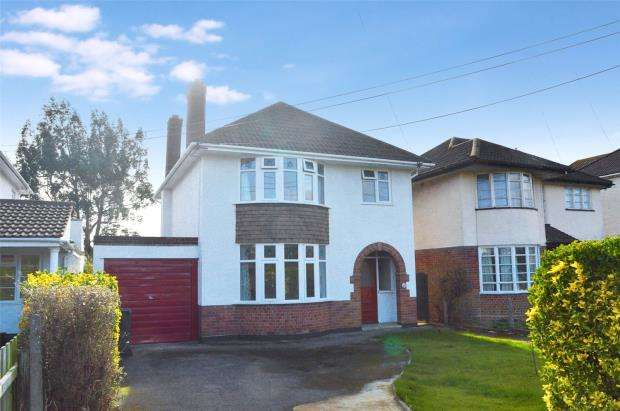 3 Bedrooms Detached House for sale in Ilminster Road, Taunton, Somerset