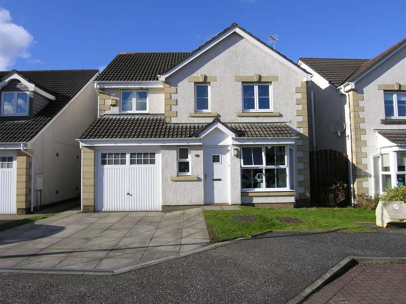4 Bedrooms Detached House for sale in Foxdale Place, Bonnybridge