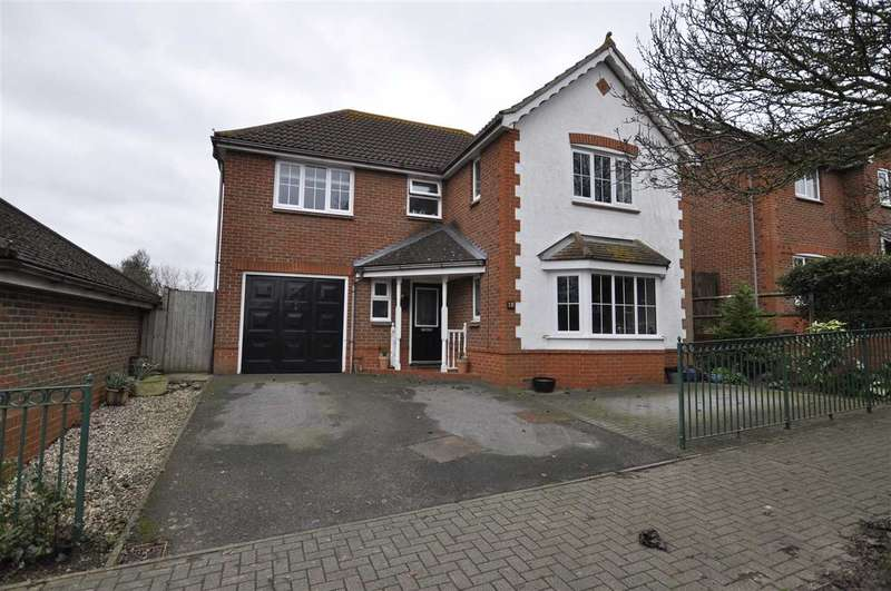4 Bedrooms Detached House for sale in Chancellor Avenue, Chelmsford
