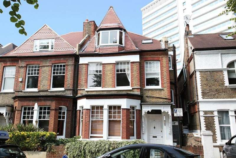 2 Bedrooms Flat for sale in Grange Road, Chiswick, London