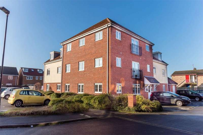 2 Bedrooms Flat for sale in St James House, St James Croft, YORK