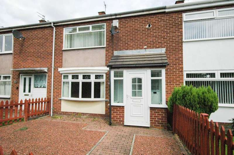2 Bedrooms House for sale in Simpson Close, Boldon