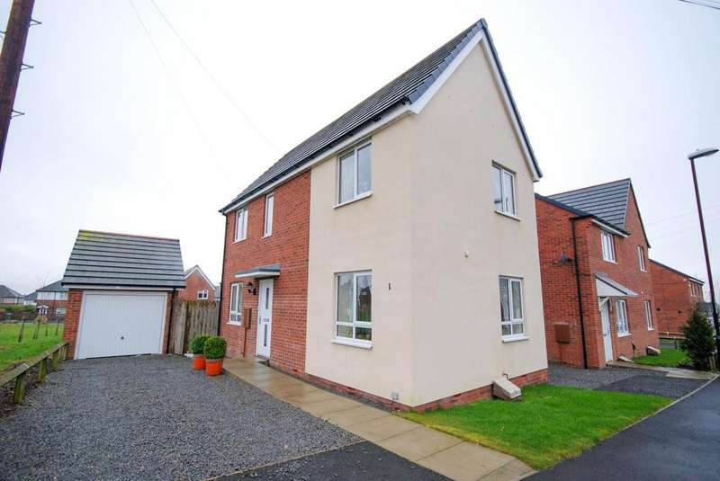 3 Bedrooms Detached House for sale in Mulberry Avenue, Marley Park