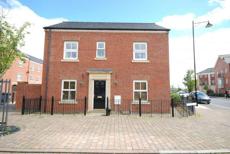 3 Bedrooms Detached House for sale in Sea Winnings Way, South Shields