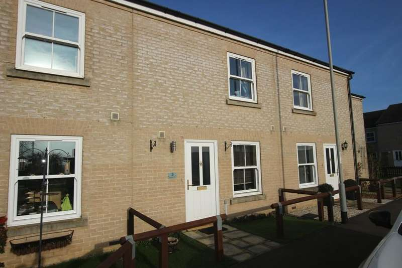 2 Bedrooms Terraced House for sale in Sennitt Way, Stretham