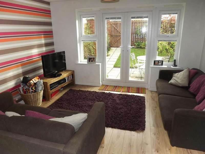 4 Bedrooms Terraced House for sale in Tidespring Row, Hebburn