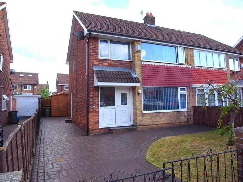 3 Bedrooms Semi Detached House for sale in Thorn Road, Stockton-On-Tees, TS19