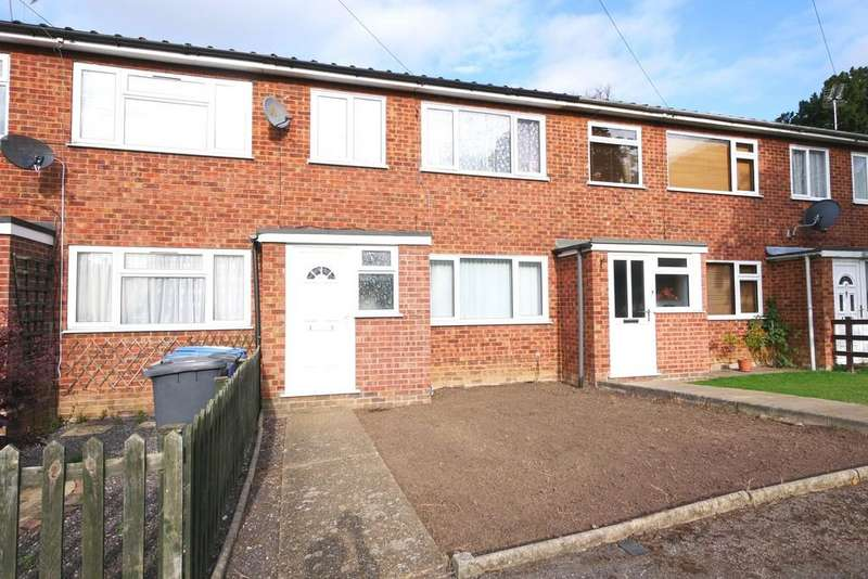 3 Bedrooms Terraced House for sale in Carlyle Close, Ipswich