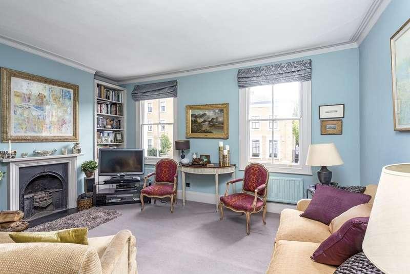 3 Bedrooms Terraced House for sale in Ladbroke Road, W11