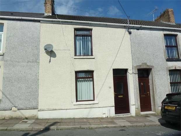 3 Bedrooms Terraced House for sale in Ivor Street, Maesteg, Maesteg, Mid Glamorgan