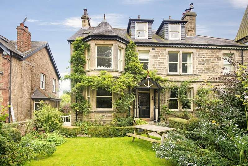5 Bedrooms Semi Detached House for sale in Scriven Road, Knaresborough